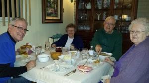 Marilyn & Carl Amann, Livonia, Mich.