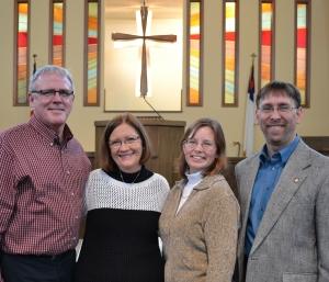 Pastor Craig & Portia Mansfield, Kenton, Ohio